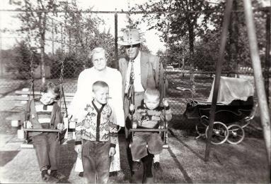 Maybelle L. Borland Boring and Wilburn J. Boring